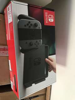 Brand new local set Nintendo Switch Console