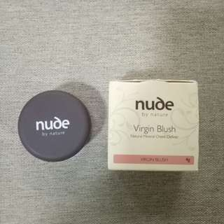 Nude by Nature Mineral Blush