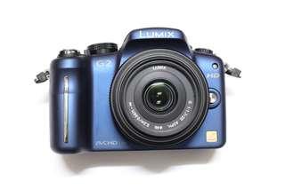 panasonic lumix G2 + 20mm f1.7餅乾鏡