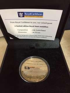 Royal Caribbean Medallion