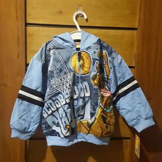 Toddler Hooded Jacket (windbreaker)