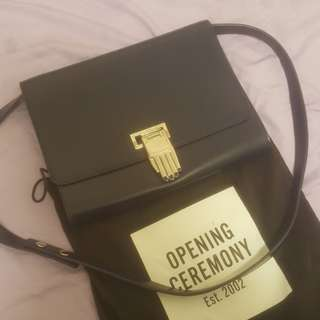 Opening ceremony bag
