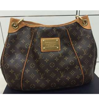 Louis Vuitton Galliera Monogram Shoulder Bag PM