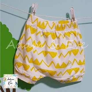 Assorted Graphic Shorts E7 – Yellow Mountain Shorts