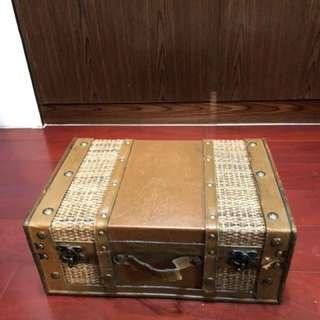 復古木箱(品東西)