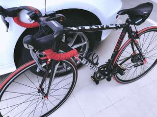 Full Carbon Cinelli Man machine road bike