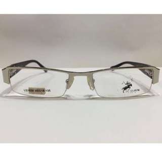 [INSTOCK] GURDON HALF FRAME PRESCRIPTION SPECTACLES / WEAR FOR FASHION