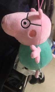 佩佩豬的爸爸豬