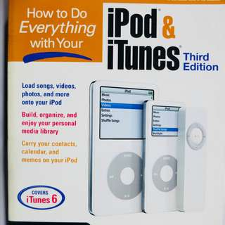 iPods & iTunes