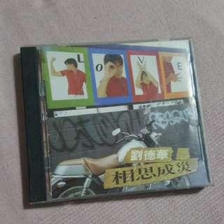 CD》劉德華: 想思成災