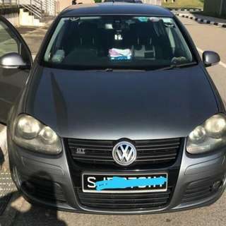 V. Weagon Golf GT Tsi 1.4 turbo