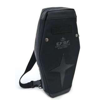 Rx-78 Black Gundam Shield Bag (100% New)