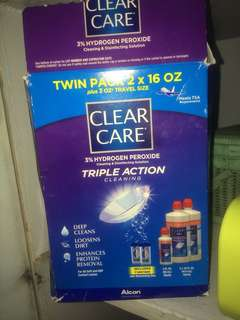 3% hydrogen peroxide cleaning and Disinfecting solution