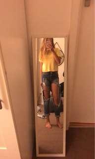 Yellow Ralph Lauren top