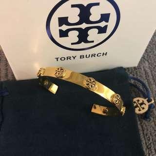 Tory Burch Logo Bracelet