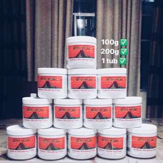 ✨SALE✨ AZTEC INDIAN HEALING CLAY MASK ✨