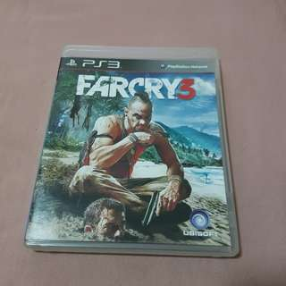 PS3 Game Farcry 3