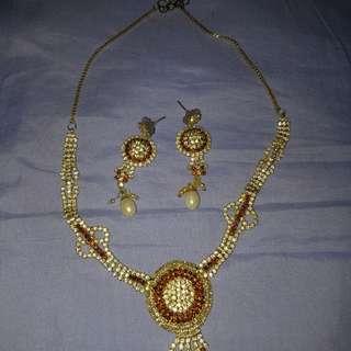Fashion jewelry sets frm India