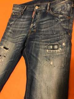 DSQUARED2 COOL GUY jeans size:46