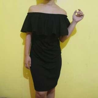 Off- Shoulder Dress