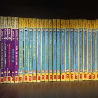 Thea stilton and other book series