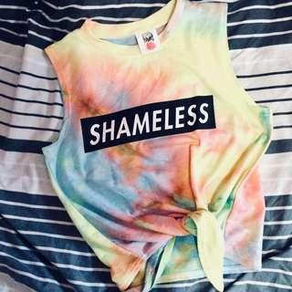 Shameless top
