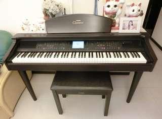 YAMAHA CVP-105電鋼琴