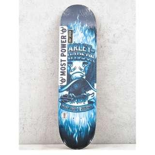 """Darkstar 8.125"""" Deck 滑板板身 技術板板身"""