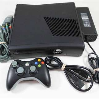 XBOX 360-modded- + 30 Games