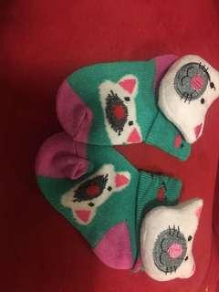 Brand New Baby Socks