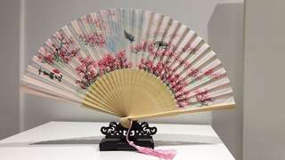 Chinese Traditional Silk Fan