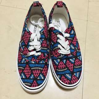 H&M Printed Sneakers