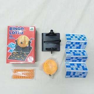 賓果樂透 Bingo Lotto 迷你樂透 桌遊 玩具