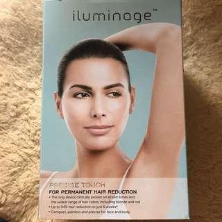 iluminage precise touch elos 專業便攜式家用彩光脫毛機(30000發)