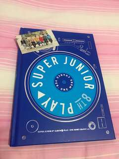 SJ 8輯 PLAY