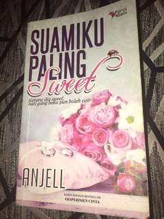 Prelove Novel Suamiku Paling Sweet