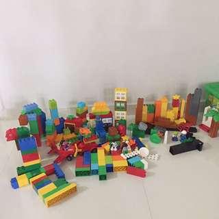Lego Duplo Brick Set 47 ~400pcs