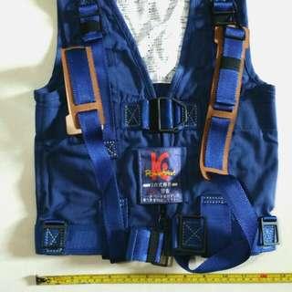 Ride Safe Vest for kids