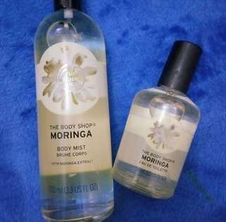 Paket bodymist &edt 30ml