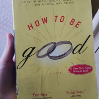 Nick Hornby's How to be Good