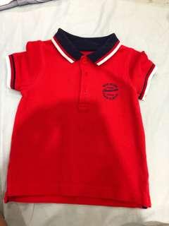 Mothercare Shirt 9-12months