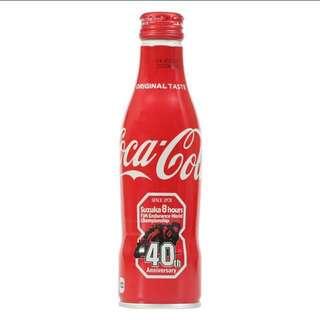 鈴鹿賽車週年紀念版 可樂