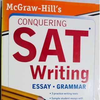 Conquering SAT writing