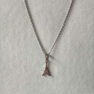 Eiffel Tower Necklace 4