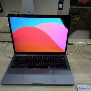 "Kredit Macbook Pro 13"" Nontouchbar 128GB cicilan tanpa kartu kredit"