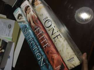 The Selection Series (Hardcover)