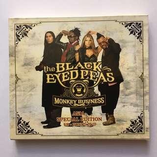 The Black Eyes Peas - Monkey Business (Aisa Special Edition) CD+ Bonus DVD