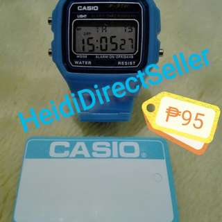 Casio watch rubber