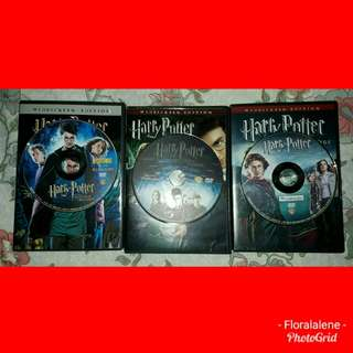 Harry Potter DVD widescreen edition