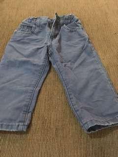Baby gap long pants (007)